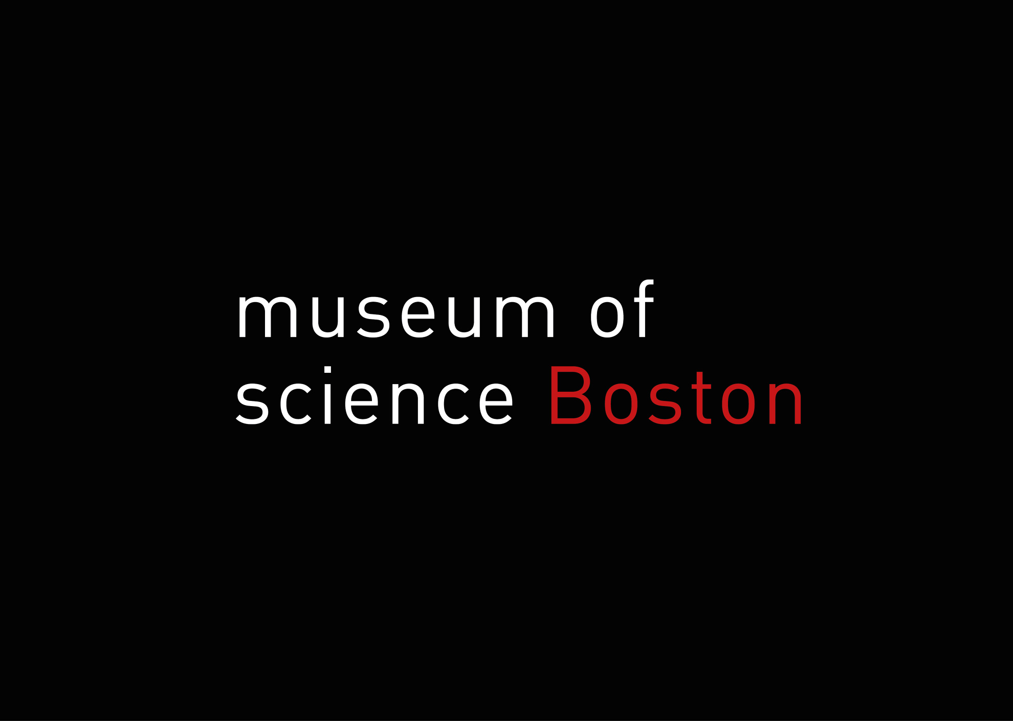 VOLUNTEER AT THE MUSEUM OF SCIENCE
