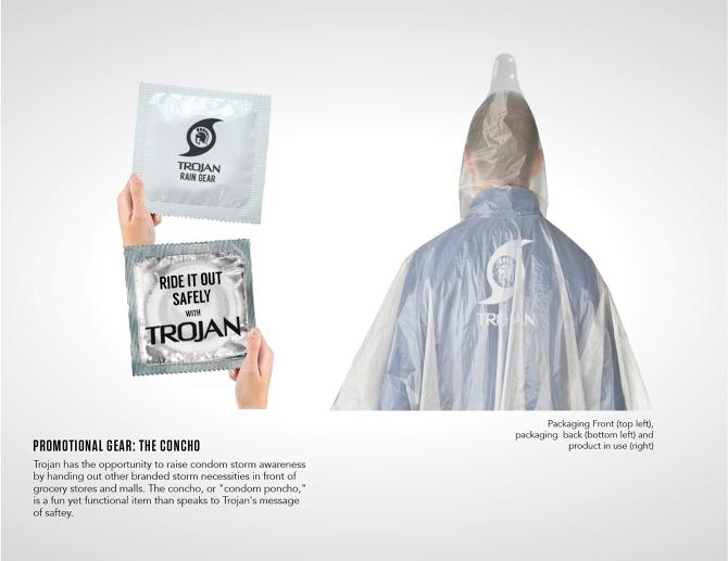 Trojan Hurricane Preparedness - Daniel Miller | Creative